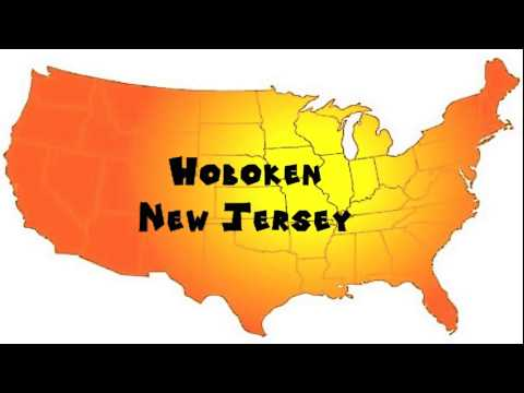 How to Say or Pronounce USA Cities — Hoboken, New Jersey