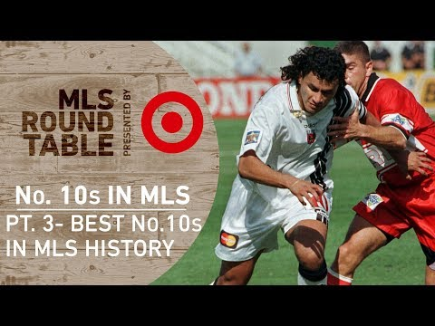 Best No. 10s in MLS History | Roundtable pres. by Target