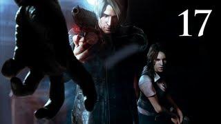 Прохождение Resident Evil 6 Co-op (Леон) - Часть 17 — Глава 4: Босс: Мутировавший Дерек