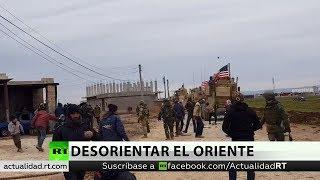 Entierran al joven tiroteado por militares de EE.UU. en el nordeste de Siria