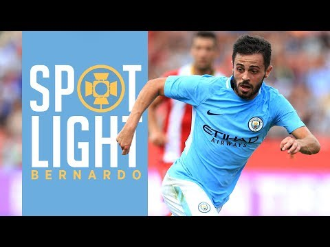 SPOTLIGHT | Bernardo Silva v Girona FC