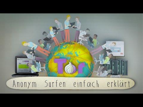 Anonym im Internet surfen - Einfach Erklärt (Paprastai ir aiškiai: internete naršyk anonimiškai)