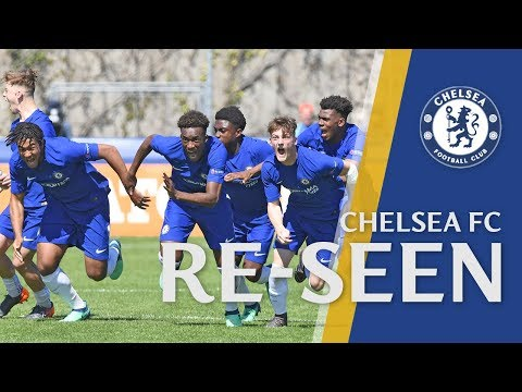 Future Chelsea Stars Reach European Final After Epic Penalty Shoot-Out! | Chelsea Re-Seen