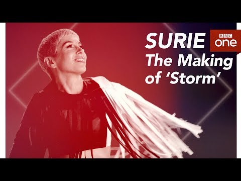 connectYoutube - SuRie shares the making of 'Storm' - Eurovision 2018 - BBC One