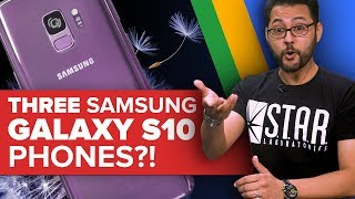 Samsung Galaxy S10 details pop up online, YouTube app gets incognito mode (Alphabet City)