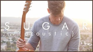 Maroon 5 – Sugar (Tyler Ward Acoustic Cover) – Music Video