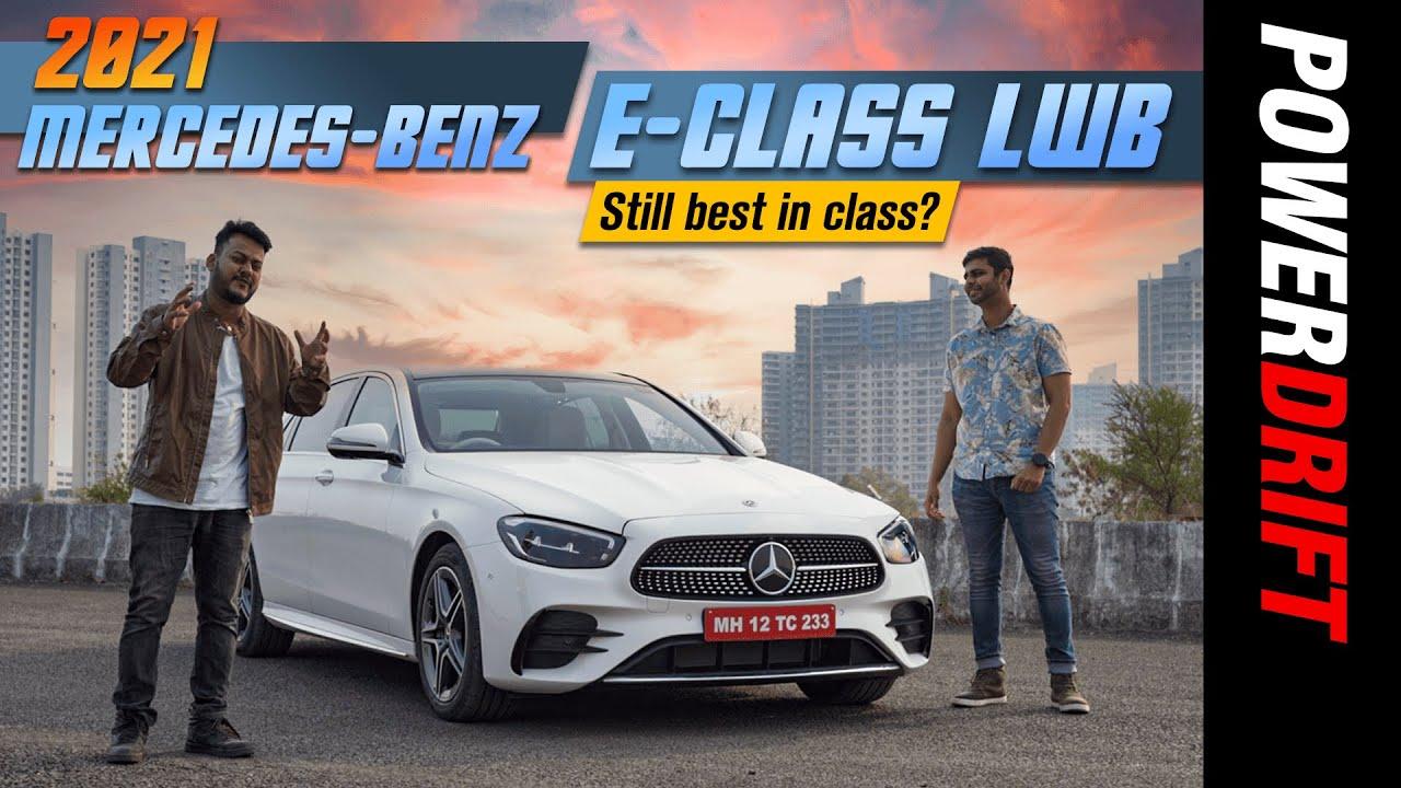 2021 Mercedes-Benz E-Class LWB First Drive Review | PowerDrift