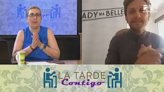 Entrevista a Félix, vocalista de Lady Ma Belle