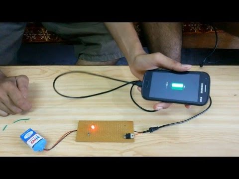 Phone jammer detect invisible - diy phone jammer detector