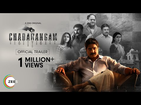 Chadarangam | Official Trailer | A ZEE5 Original | Premieres 20th February on ZEE5