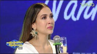 Nahiony Reyes Presentadora del año de Premios Soberano 2021 - De Extremo a Extremo
