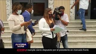 Ingenieros demandan a hermano del expresidente Medina por trabajos no pagados
