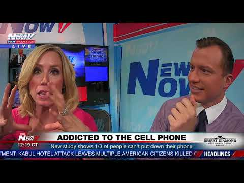connectYoutube - IT'S OFFICIAL: People Are Absolutley Addicted To Their Cell Phones