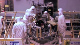 NASA | NIRSpec MSA Replacement Surgery