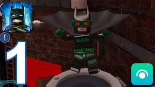 LEGO Batman: DC Super Heroes - Gameplay Walkthrough Part 1 (iOS, Android)