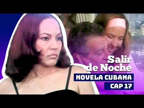 NOVELA CUBANA: SALIR DE NOCHE - Cap.17 Extended - (Television Cubana)