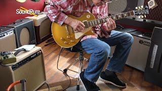 Gibson Les Paul 1957 Goldtop - Quick 'n Dirty