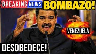 ????BOMBAZO!! VENEZUELA HOY 1 Diciembre - VENEZUELA NO HHACE CASO, MADURO - !ULTIMA HORA!