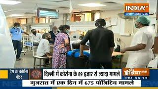 भारत में कोरोना मामलों की तादाद 6 लाख के पार, 17 हजार से अधिक लोगों की मौत | IndiaTV - INDIATV