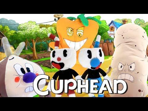 connectYoutube - Cuphead Plush -