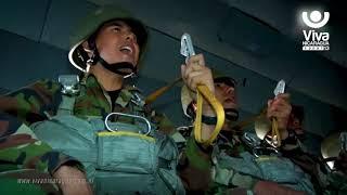 Comandante Daniel felicita a la Fuerza Aérea de Nicaragua por sus 41 años