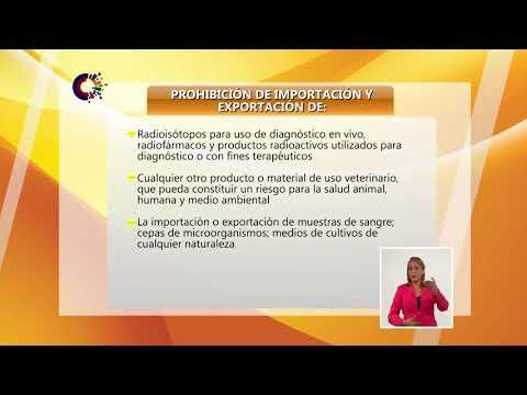 Cuba regula importación y exportación de productos para uso veterinario