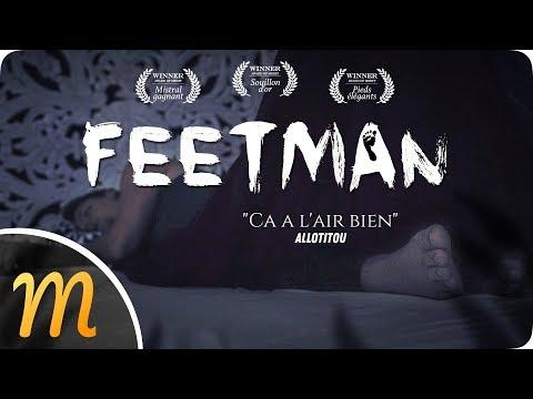 connectYoutube - LE FILM D'HORREUR QUE VOUS NE VERREZ JAMAIS AU CINÉMA - FEETMAN  Official Trailer (2017)
