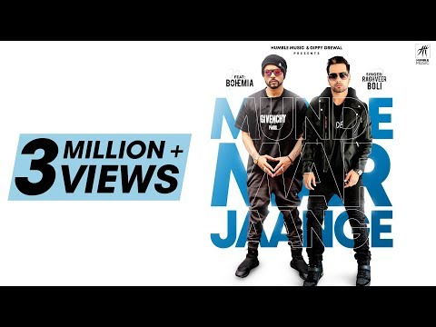 Munde Mar Jaange Lyrics