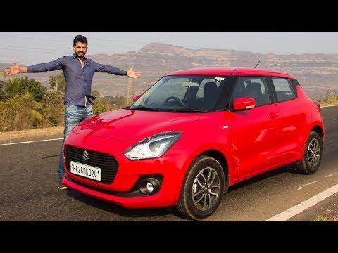 2018 Maruti Swift Review - Still Fun To Drive | Faisal Khan