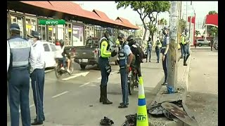 Funcionarios de la ATM realizan un operativo sorpresa en Guayaquil
