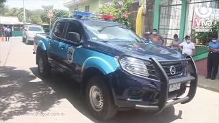 Nueva y moderna estación de policía garantiza seguridad en Carazo