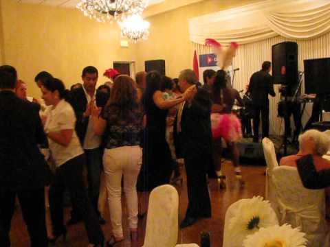 3 er Encuentro de Cubanos residentes en Canada, Toronto