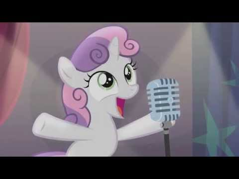 connectYoutube - Sweetie Belle's REAL Performance (Bloom and Gloom)