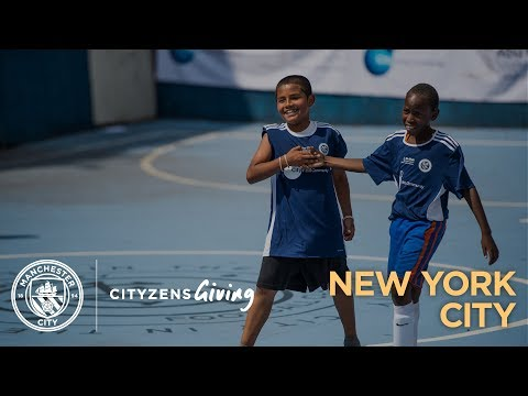 CITYZENS GIVING | Choose Your Cause | New York