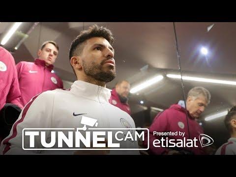 TUNNEL CAM | City 3-1 Newcastle