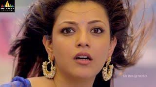 Latest Telugu Movie Scenes   Kajal Agarwal Entry in Village   Govindudu Andarivaadele - SRIBALAJIMOVIES
