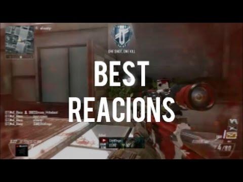 My Top 10 Best Reactions