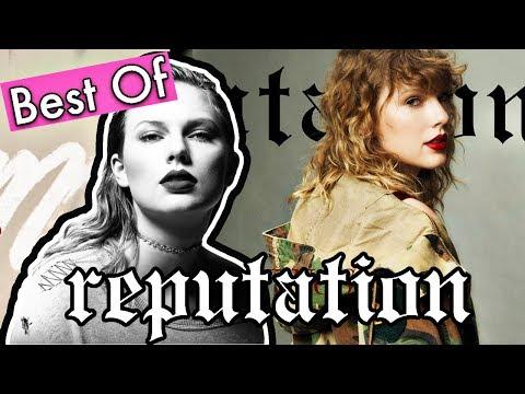 connectYoutube - BEST LYRICS OF REPUTATION - Taylor Swift Album Review