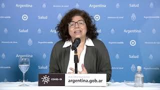Coronavirus en Argentina: reporte diario del Ministerio de Salud (lunes 01 de junio)