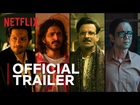 Ray   Official Trailer   Manoj Bajpayee, Ali Fazal, Kay Kay Menon