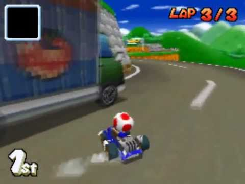Download Youtube to mp3: Mario Kart DS Codes: Shroom Ridge