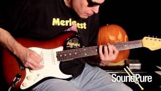 Michael Tuttle Custom Classic S 3-Tone SB Nitro Guitar #228
