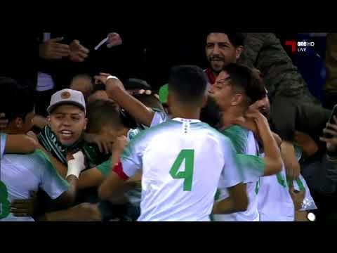 بطولة الكأس الدولية: الرجاء المغربي 1-0 أكاديمية أسباير