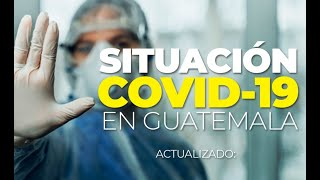 Situación COVID-19 en Guatemala