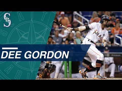 Gordon headed to Mariners