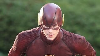 Relationships in The Flash - Comic Con 2014