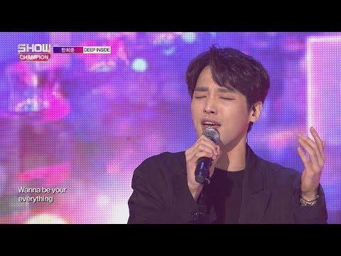 connectYoutube - Show Champion EP.255 HANHEEJUN - DEEP INSIDE [한희준 (feat.소정) - 딥 인사이드]