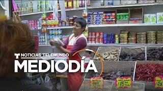 Así luchan en Ciudad de México para adaptarse a no usar bolsas de plástico   Noticias Telemundo