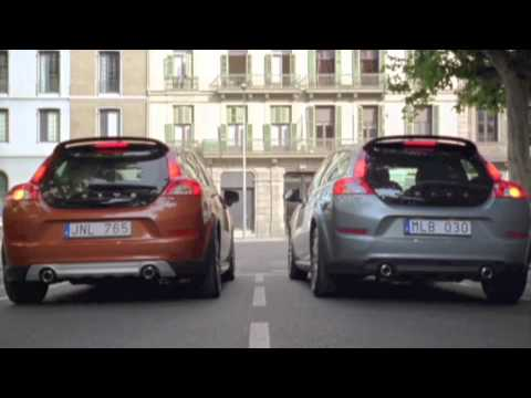 2011 Volvo C30 Coupe Commercial