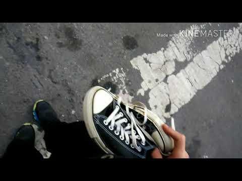 My converse story